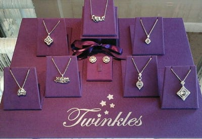 twinkles necklaces in red bud il