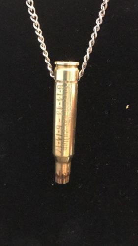 bullet shell bracelet near red bud il
